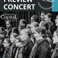 Performance Choir Preview Concert