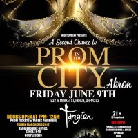 Prom in The City Akron