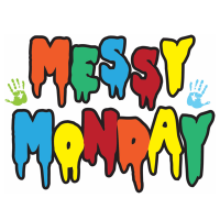 Messy Mondays (KIDS PAINTING)