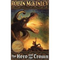 Drive-Thru Teen Book Club (THE HERO AND THE CROWN by Robin McKinley)