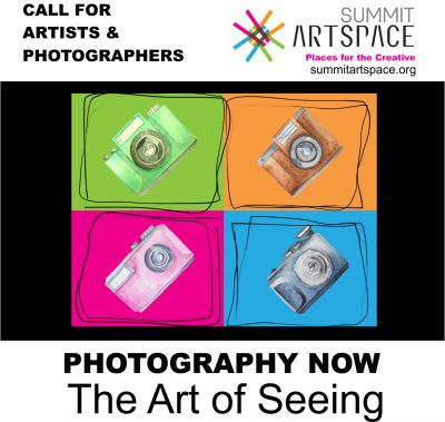 Call for Artists! Photography Now – The Art of Seeing