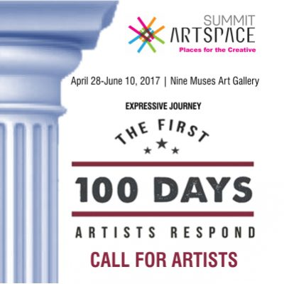 Call for Artists! Expressive Journey: First 100 Days, Artists Respond