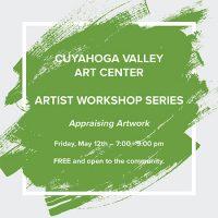 Artist Workshop Series - Appraising Artwork