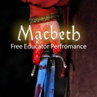 FREE Educator Performance: Macbeth