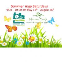 Summer Yoga Saturdays