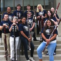 The University of Akron BassoonaRoo & Flute Choir