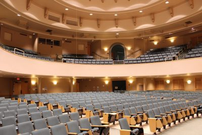 University Auditorium at Cartwright Hall