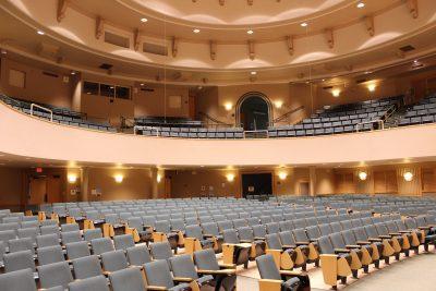 University Auditorium at Cartwright Hall