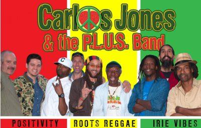 Rhythm on the River: Carlos Jones & the P.L.U.S. band