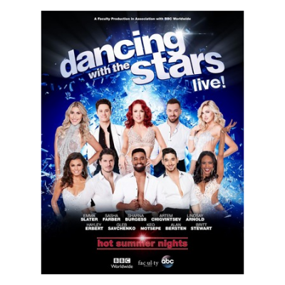"Dancing with The Stars: Live! - ""Hot Summer Nights"""