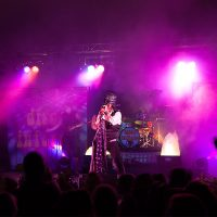 Disco Inferno at Rock the Park