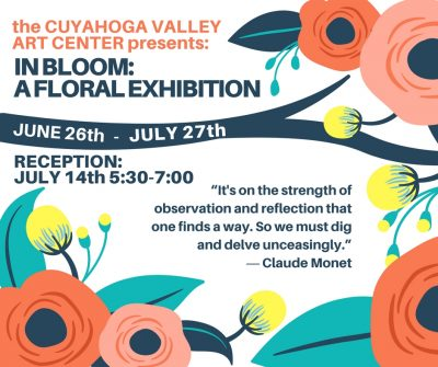 IN BLOOM: A Floral Exhibition