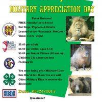 Akron Zoo Military Appreciation Day