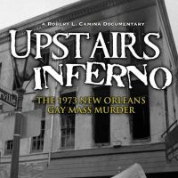 Upstairs Inferno screening @ the Akron Public Library