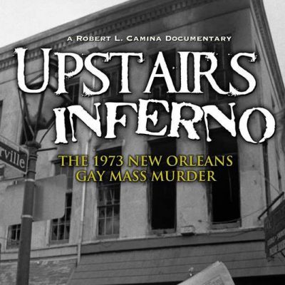 Upstairs Inferno screening @ the Akron Public Libr...