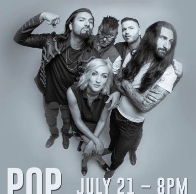 Pop Evil at The Goodyear Theater with special guest Citizen Zero
