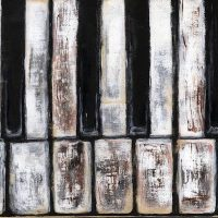 The Piano Bar at BLU Plate: George Foley