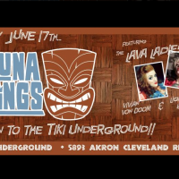 The Kahuna Kings return to The Tiki Underground!