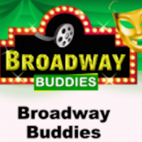 Broadway Buddies 4-6yrs at Cafe O'Play
