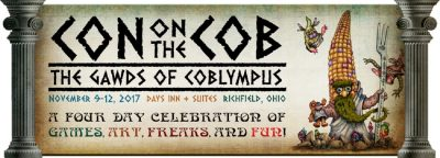 Con on the Cob: The Gawds of Coblympus