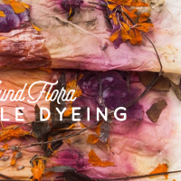 Found Flora Bundle Dyeing at Apotheclaire with smARTStudio