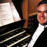James David Christie, Organist
