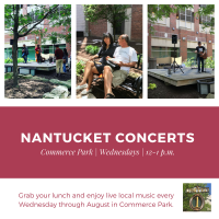 Nantucket Concert Series: Brent Kirby