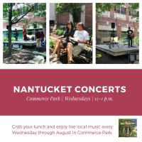 Nantucket Concert Series: Brian Lisik