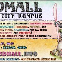 Oddmall: Rubber City Rumpus