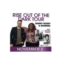 Rise out of the Dark Tour with Mandisa and Danny Gokey with special guests Love and the Outcome and