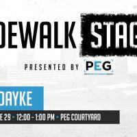 Sidewalk Stage: Kofi Boayke