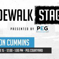 Sidewalk Stage: Madison Cummins