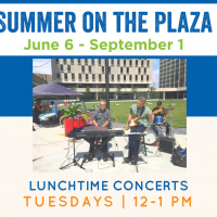 Summer on the Plaza Lunchtime Concert: DJ Ben Craz...