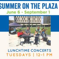 Summer on the Plaza Lunchtime Concert: Dustin Allen