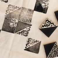 Terrific Totes : Block Printing pARTy