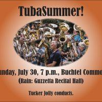 UA's 18th annual TubaSummer