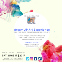 dreamUp Art Experience