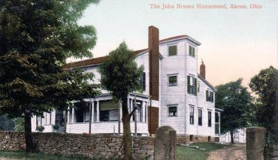 John Brown House Community Forum and Open House
