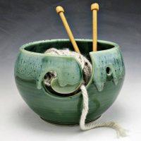 Yarn Bowl Glaze pARTy