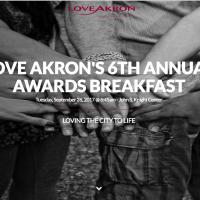 6th Annual Love Akron Awards Breakfast