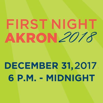 Request for proposal: First Night Akron 2018 button artist and poster