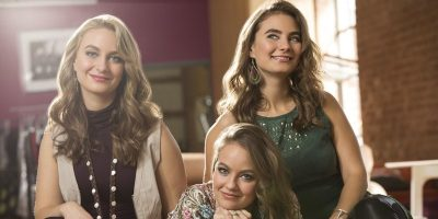 An evening with The Quebe Sisters