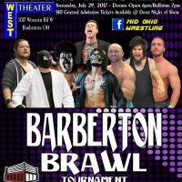 Barberton Brawl - MOW Wrestling