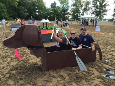 CARDBOARD BOAT RACE benefitting One of A Kind Pet ...