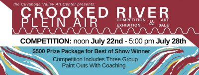 Crooked River Plein Air Competition REGISTRATION