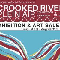 Crooked River Plein Air RECEPTION