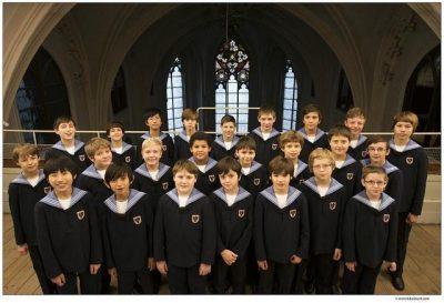FUZE! Vienna Boys Choir