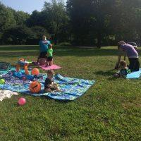 Free Family Strengthen & Lengthen Class - Silvercreek Park