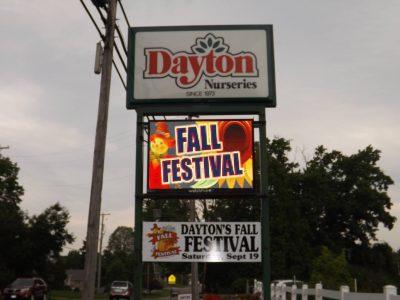 Dayton Nursery's Fall Festival