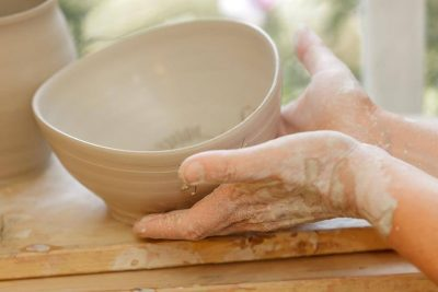 Pottery Hand Building
